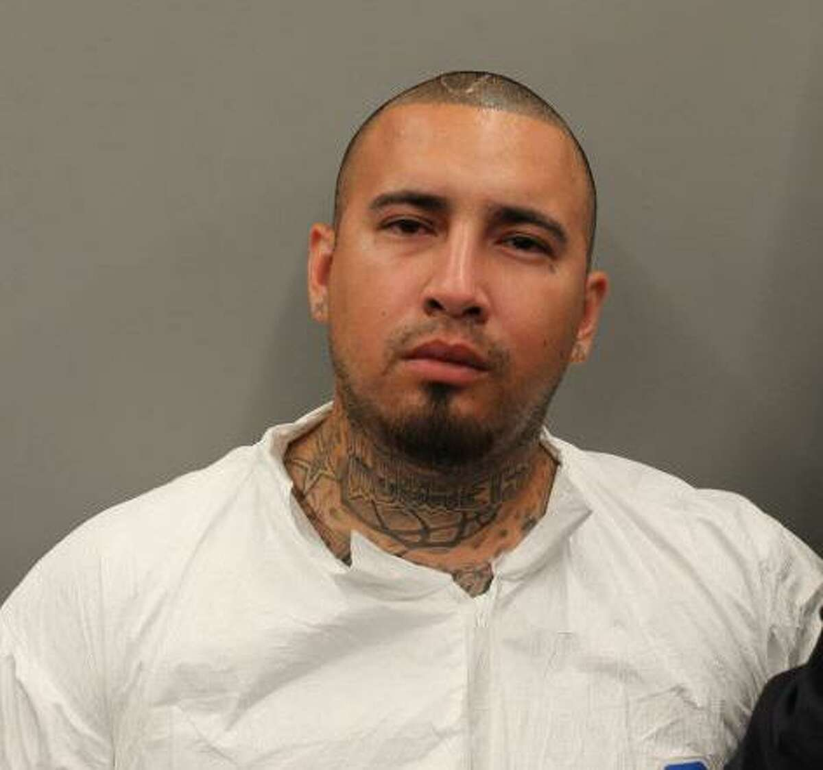 David Cruz, 28, was charged with murder for allegedly shooting Christian Tristan, 27, to death at 7400 Satsuma on Aug. 5, 2019.