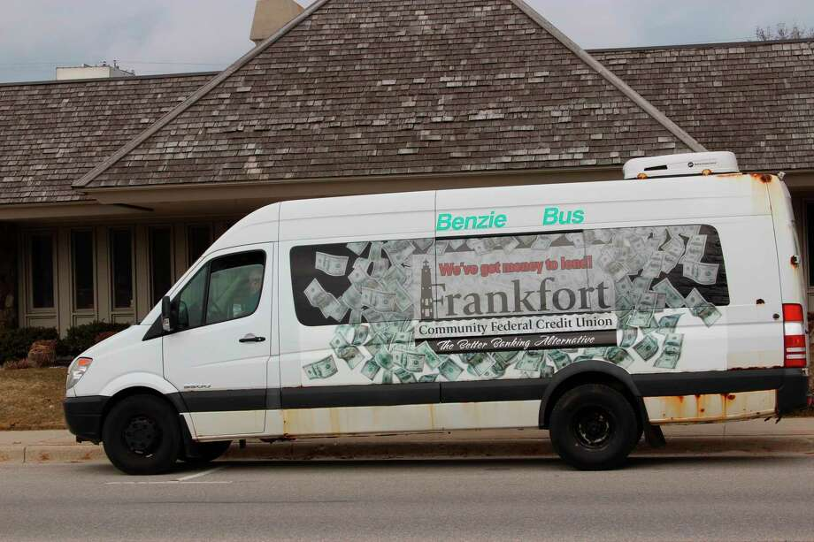 The Benzie Bus is providing free grocery pick up and delivery services for area residents. (Photo/Colin Merry)