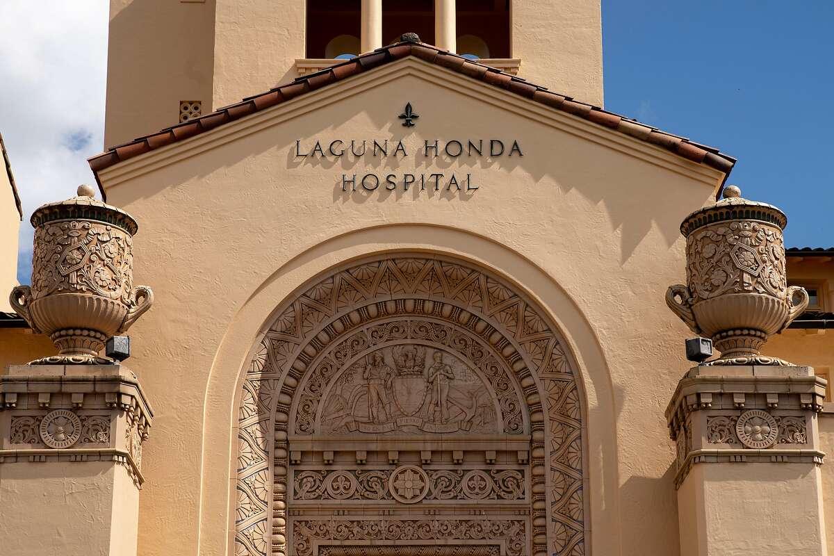 Laguna Honda Hospital on Friday, March 20, 2020, in San Francisco, Calif.