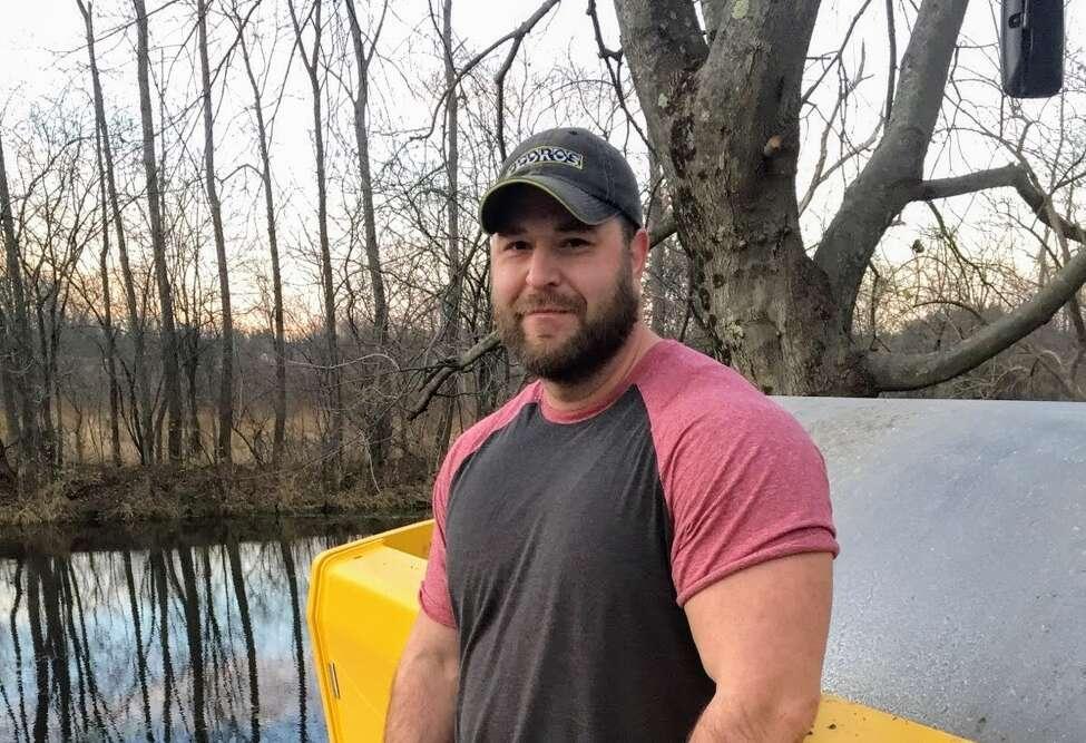 Personal trainer Clayton Rosen