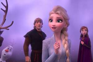 """The Walt Disney Co. put the box-office hit """"Frozen 2"""" on its Disney Plus streaming service three months earlier than planned, """"surprising families with some fun and joy during this challenging period."""""""