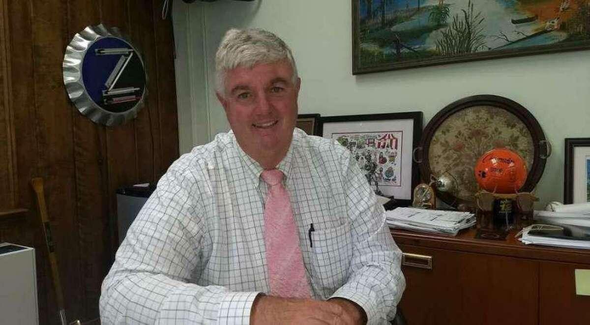 File photo of Orange First Selectman Jim Zeoli