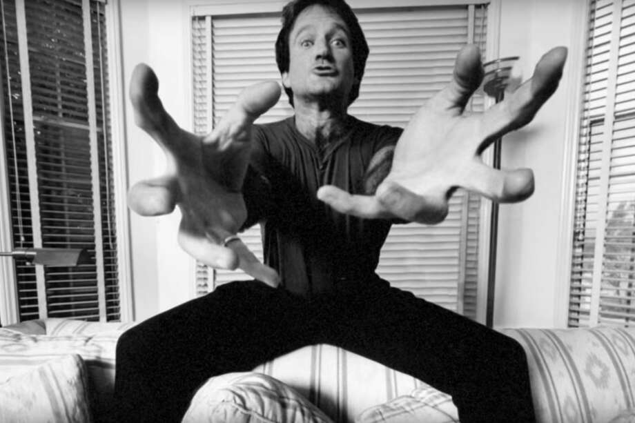 Robin Williams: Come Inside My Mind (2018) Available on HBO An intimate look into the life and work of the revered master comedian and actor, Robin Williams. – Courtesy of IMDB Photo: HBO