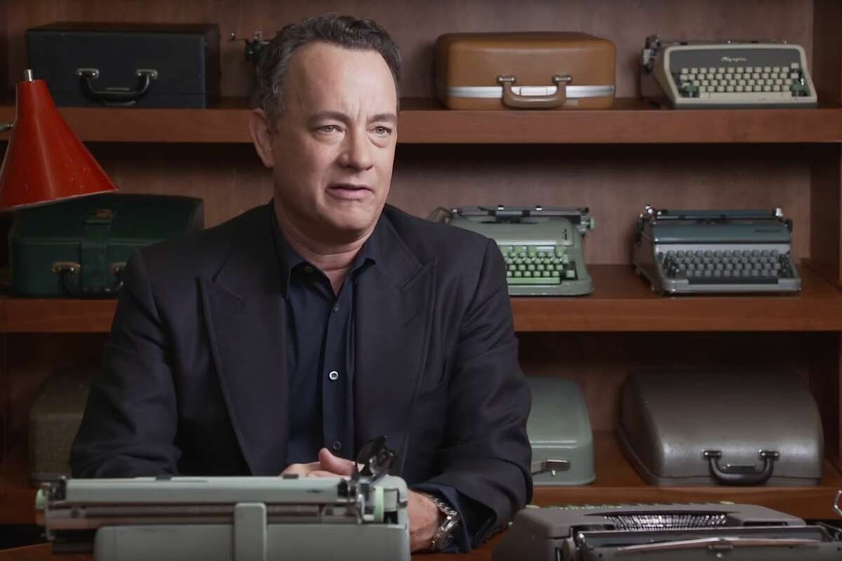 California Typewriter (2016) Free on Tubi California Typewriter is a story about people whose lives are connected by typewriters. The film is a meditation on creativity and technology featuring Tom Hanks, John Mayer, Sam Shepard, David McCullough and others. - Courtesy of IMDB
