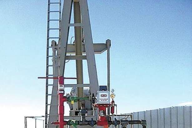 Plunger lift reduces well costs in many ways-call Production Lift at (800) 594-3887 to learn how it can help you.