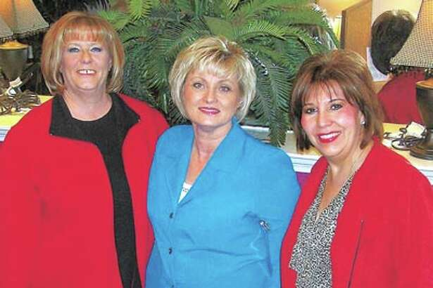 Debbie Court, Fran Hawke and Patricia Gomez are excited that Staffing Resources is celebrating 40 years in business in 2020.