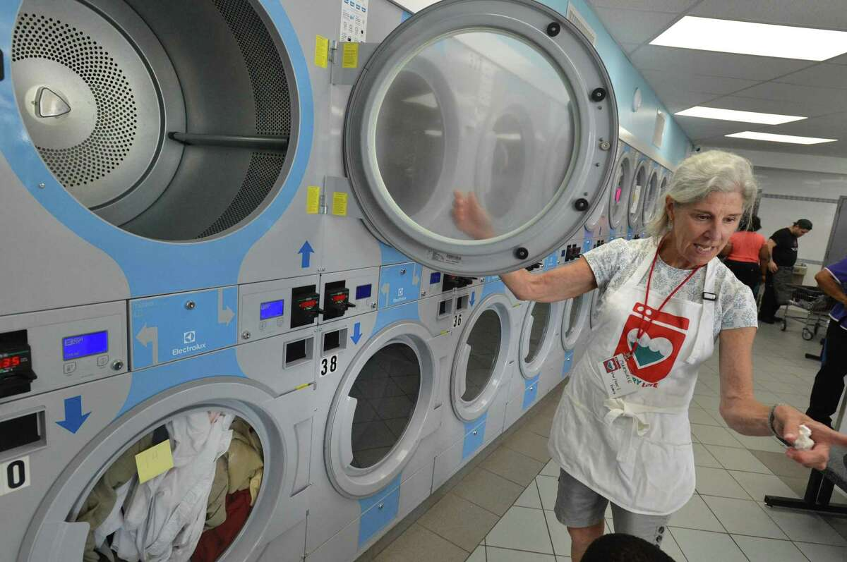 Laundries and dry cleaners will be allowed to remain open along with other so-called essential businesses, Gov. Ned Lamont announced Sunday night.
