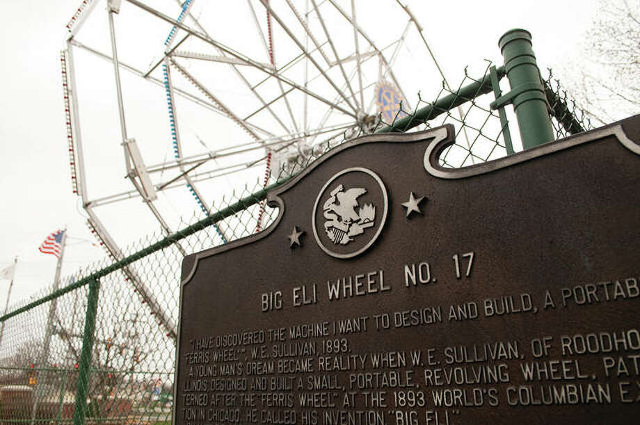 The Big Eli Ferris wheel in Community Park does not have a set spring opening date yet because of the COVID-19 pandemic.