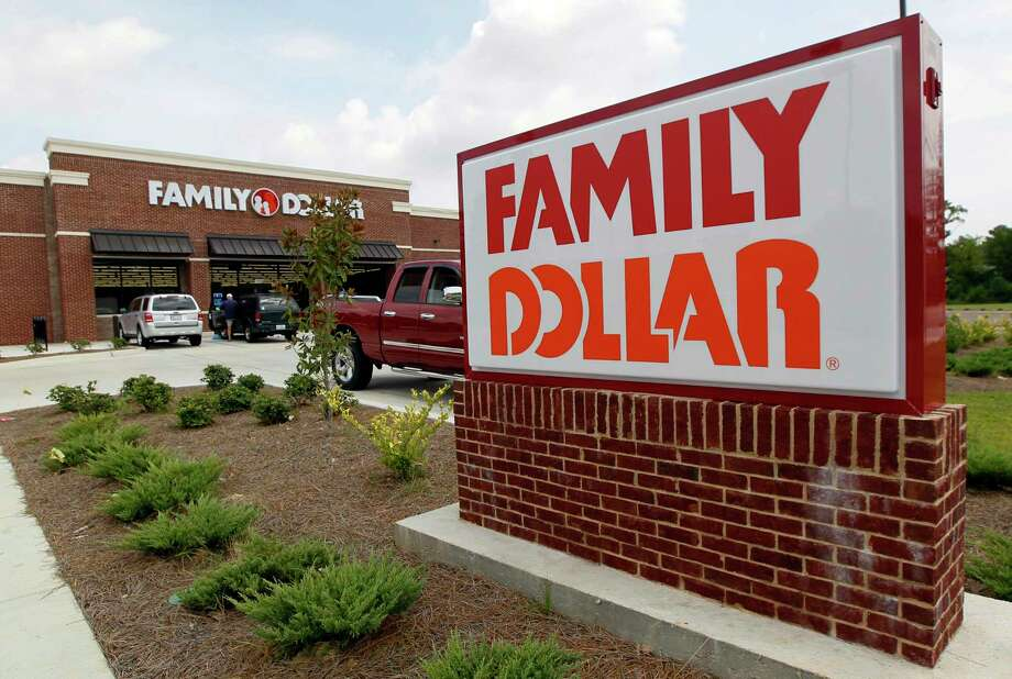 Family Dollar and Dollar Tree are no longer requiring face coverings in stores, except where local ordinances are in place. Photo: Rogelio V. Solis, STF / Associated Press / Copyright 2019 The Associated Press. All rights reserved.