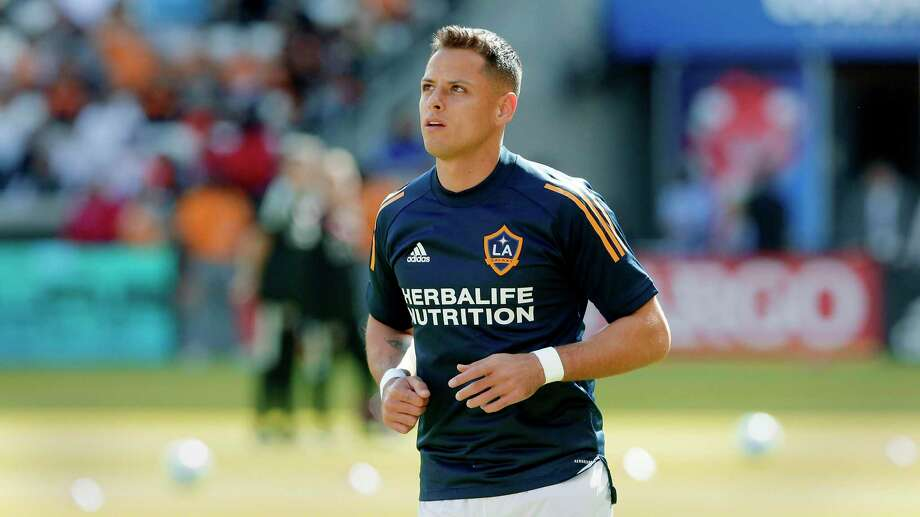 "Current LA Galaxy forward Javier Hernandez, aka ""Chicharito"", faced the Laredo Heat in a friendly back in 2005 when he played for the Chivas de Guadalajara special reserve team. Photo: Michael Wyke /Associated Press File / Copyright 2020 The Associated Press. All rights reserved."