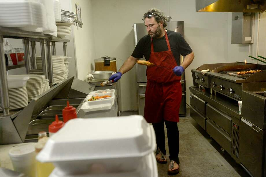 Can and Can't: Go to restaurants/eateries