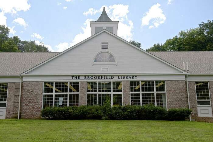 File photo of Brookfield Library.