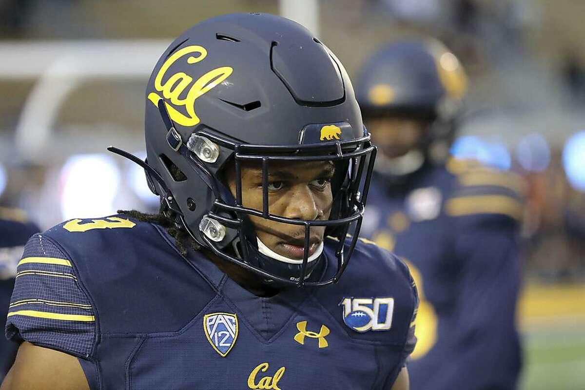 Cal defensive back Elijah Hicks