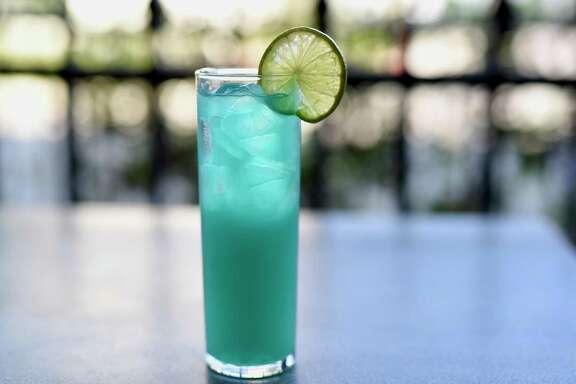 Blue curaçao? Make a blue margarita.