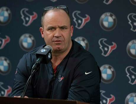 Bill O'Brien has only 15 players on the roster that were in Houston in 2017, Rick Smith's last season as GM.