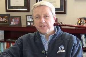 Dr. Alan Addley, Schools Superintendent of Darien