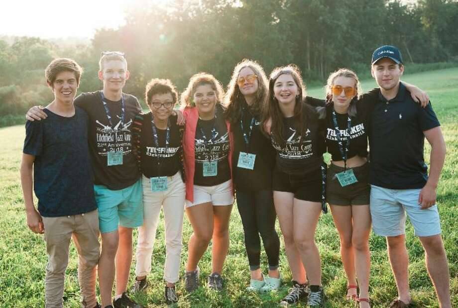 Students can apply for scholarships to attend this year's Litchfield Jazz Camp. Regular student application deadlines have also been extended. Photo: Litchfield Jazz Camp / Contributed Photo