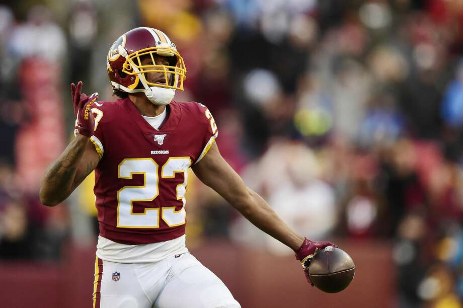 Seattle Seahawks cornerback Quinton Dunbar on Sunday was granted a $100,000 bond for armed robbery charges and will be released from Broward County Jail later Sunday, according to his defense lawyer, Michael Grieco. Photo: Patrick McDermott/Getty Images / 2019 Getty Images