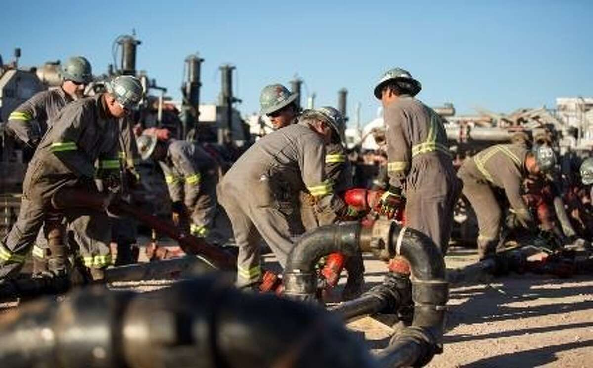 Nextier On 2020 When Is It Going To Be Christmas Eve NexTier Oilfield Solutions cuts budget by more than half