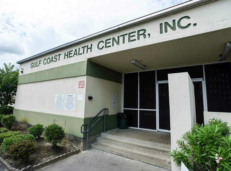 The outside of the Gulf Coast Health Center, Inc. Tuesday afternoon in Port Arthur. Photo taken on Tuesday, 06/04/19. Ryan Welch/The Enterprise Photo: Ryan Welch, Beuamont Enterprise / The Enterprise / © 2019 Beaumont Enterprise