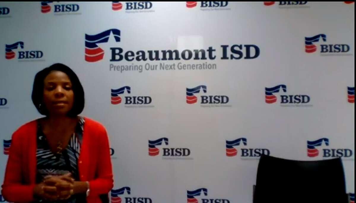 BISD Superintendent Shannon Allen.