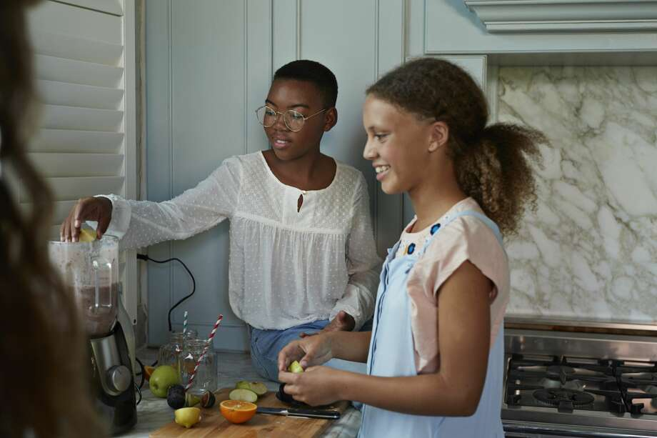 Teenagers need to stay home with their families. If they meet up with friends, they can spread the virus. Photo: Klaus Vedfelt/Getty Images