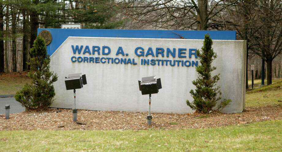 An employee assigned to the Garner Correctional Institution in Newtown has tested positive for COVID-19. Photo: File Photo / The News-Times
