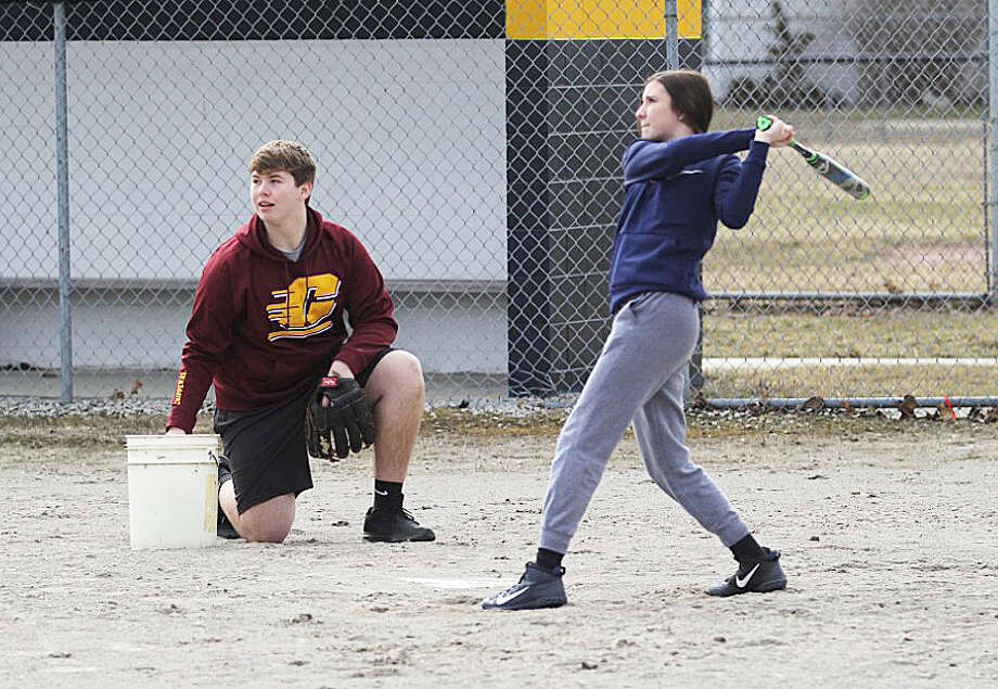 """The """"stay at home"""" order issued Monday by Michigan Gov. Gretchen Whitmer will delay the reopening of schools, and the return of high school sports, by at least another week. Photo: Mark Birdsall/Huron Daily Tribune"""
