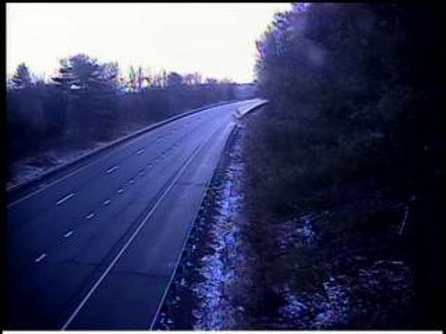 Eastbound I-84 is closed in Southbury between Exits 16 and 17 because three-vehicle motor vehicle crash that was reported at 5:38 a.m Photo: /