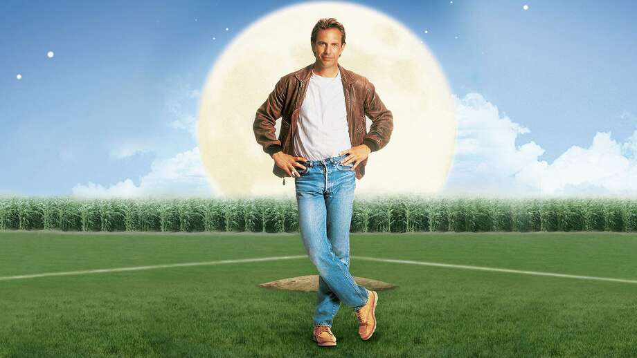 """Field of Dreams"" was released in 1989. Photo: Ridgefield Playhouse / Contributed Photo /"