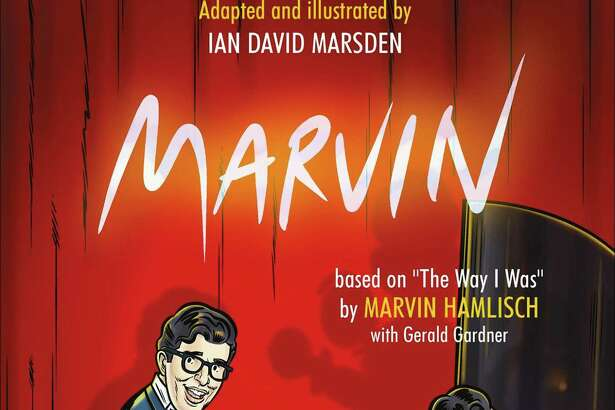 """Marvin"" is a family-friendly read about composer Marvin Hamlisch."