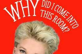 "Joan Lunden's book ""Why Did I Come Into This Room? A Candid Conversation About Aging"" was published in March."