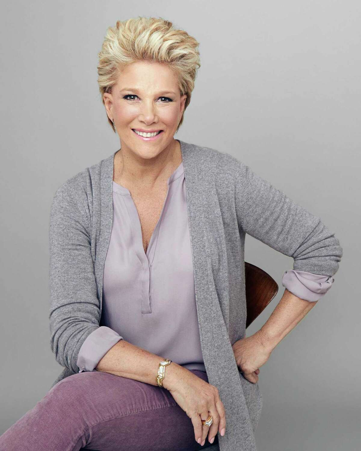 """Greenwich author and former """"Good Morning America"""" co-host Joan Lunden gets candid about aging in her recently published book """"Why Did I Come Into This Room? A Candid Conversation About Aging."""""""