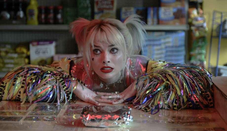 """Margot Robbie stars in """"Birds of Prey."""" Photo: Claudette Barius /Warner Bros. / Warner Bros."""