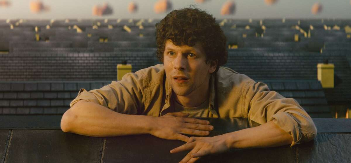 Jessie Eisenberg is trapped in suburbia in