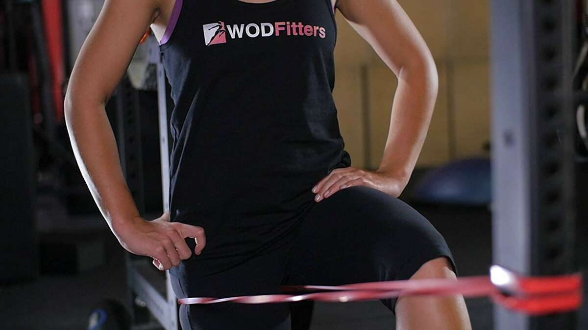 WODFitters Stretch Resistance Pull Up Assist Band, $14.99