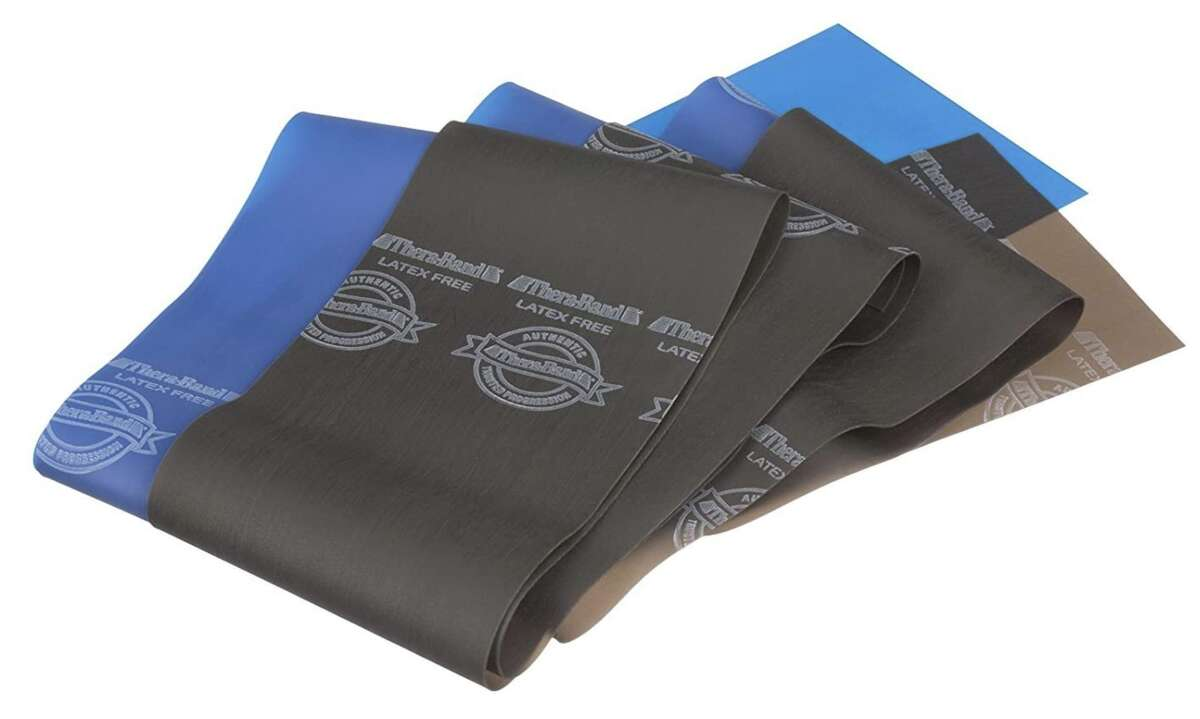 TheraBand Resistance Bands Set, $15.99