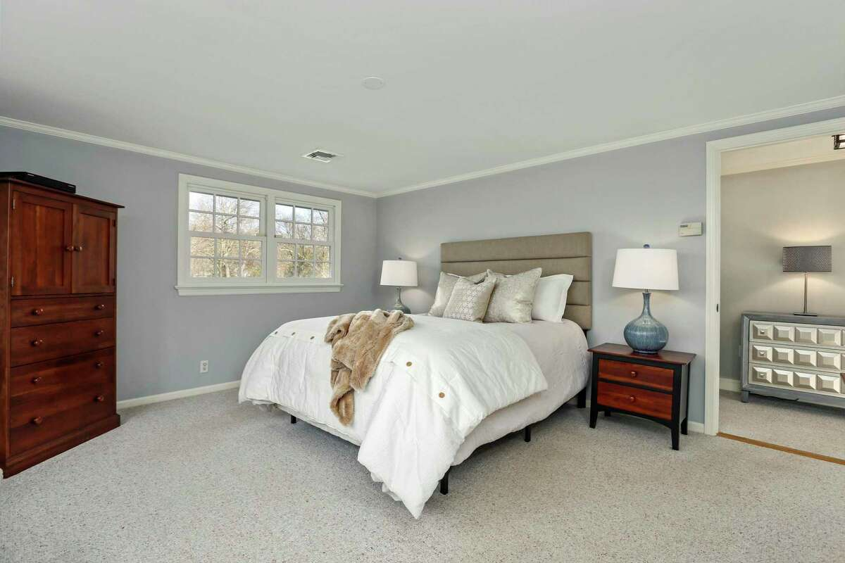 This house has five bedrooms including the master suite on the second floor.