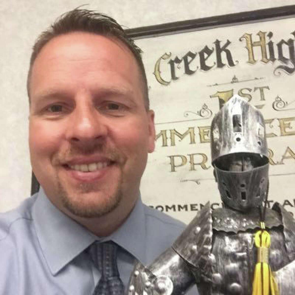 Bullock Creek Schools Superintendent Shawn Hale