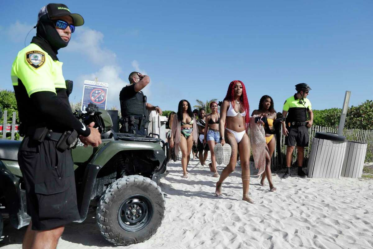 Too many young people, including ones in Miami Beach over Spring Break, see COVID-19 as