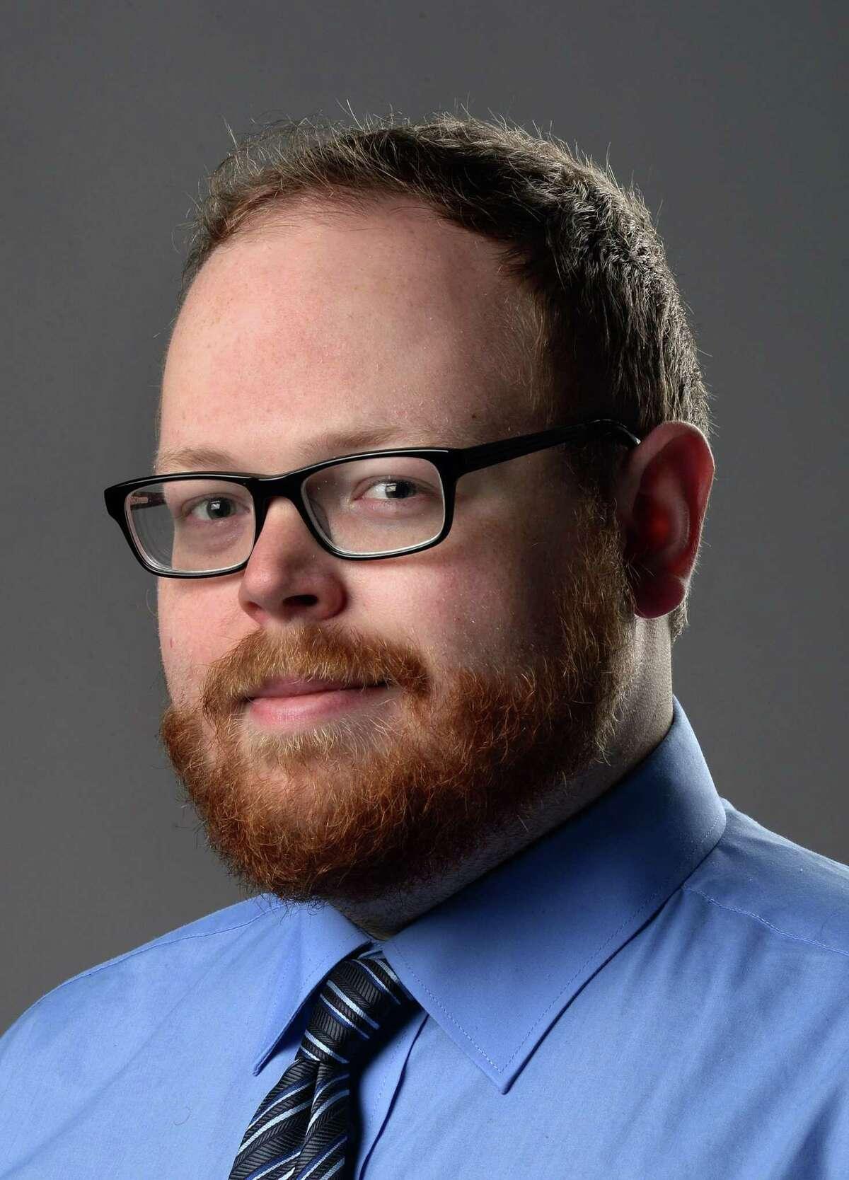 Jacob Dick Reporter Staff Mug Photo taken Tuesday, 2/5/19