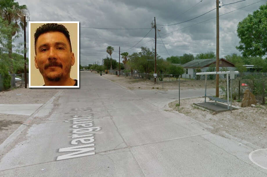 A man was found dead at a bus stop in the City of Rio Bravo, authorities said. Photo: Courtesy
