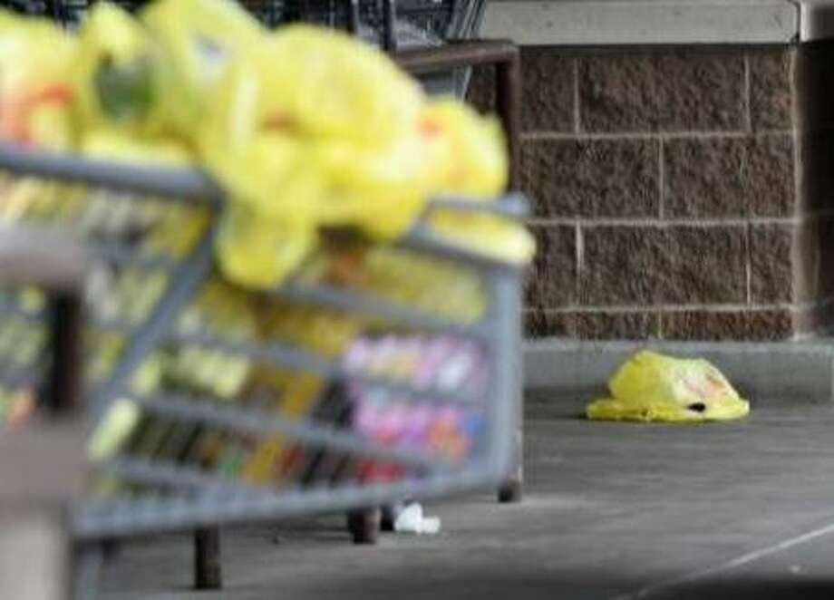 Enforcement of NY's new plastic bag ban has been pushed back until May 15. Photo: Times Union File Photo