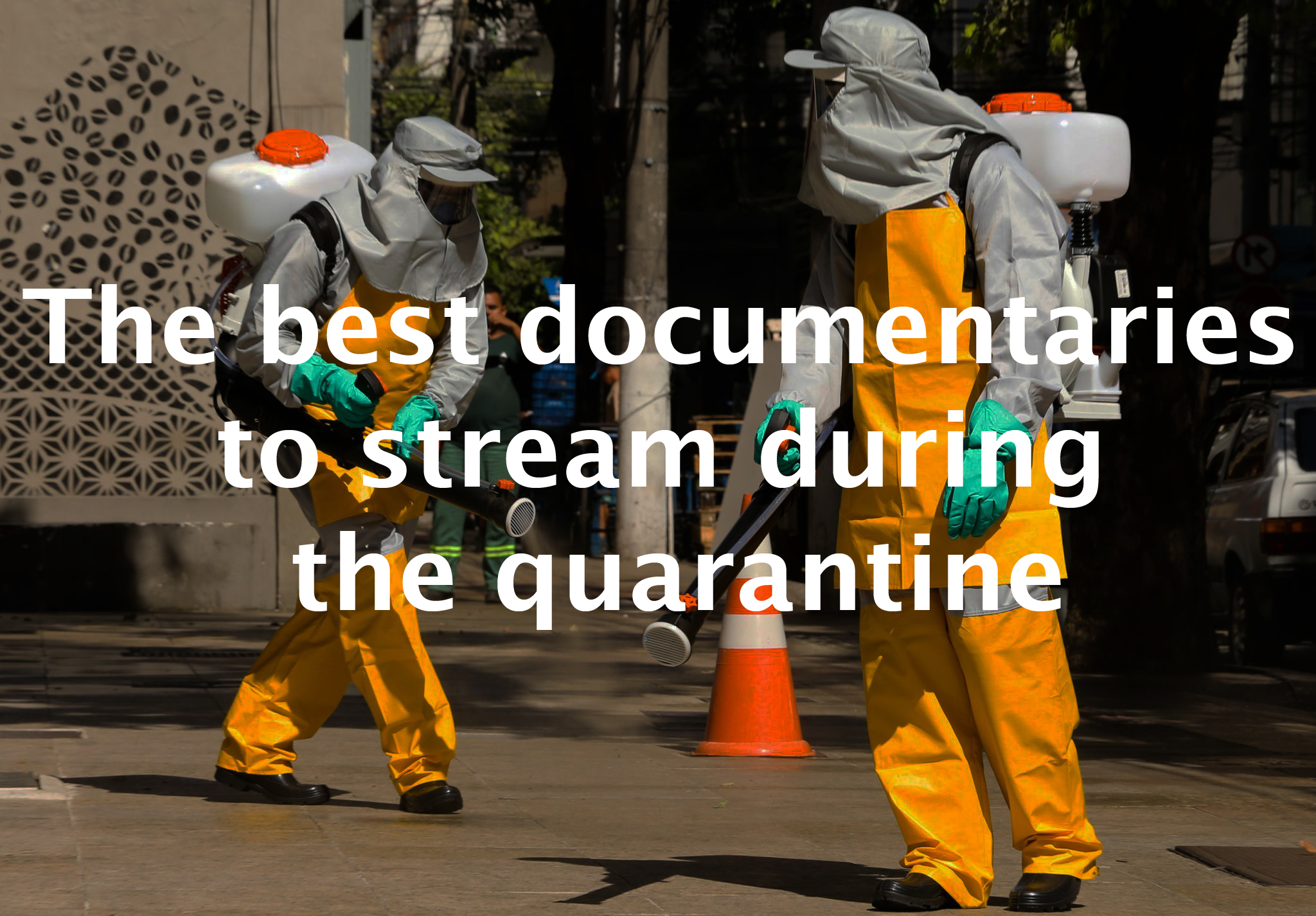 Best Documentaries To Stream While In Quarantine Sfchronicle Com