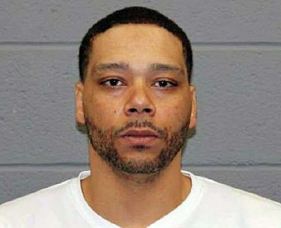 Derek O'Neil, 35, of Idylwood Avenue in Waterbury, Conn., was charged in connection with a March 16, 2020, murder, according to police. Photo: Contributed Photo / Waterbury Police Department
