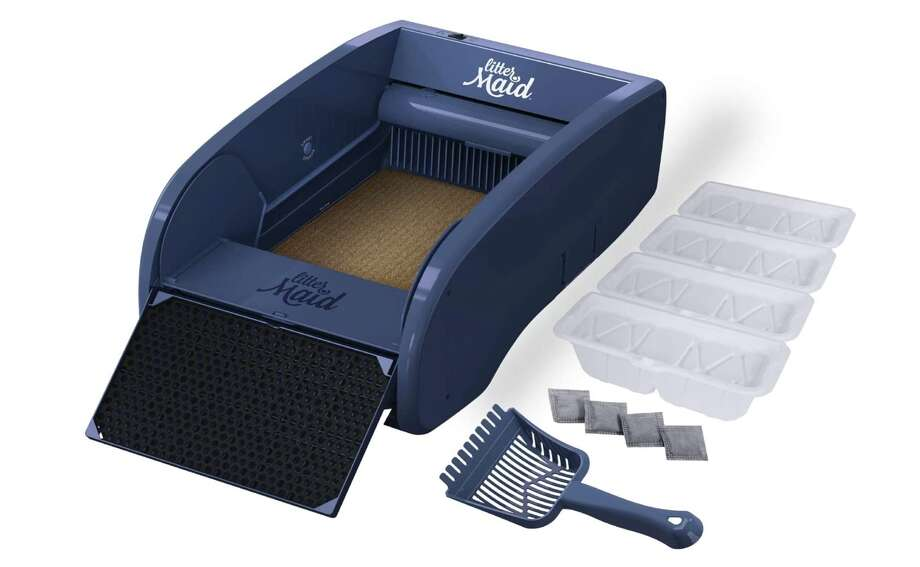 LitterMaid Multi-Cat Self-Cleaning Litter Box, $71.99 Photo: Amazon