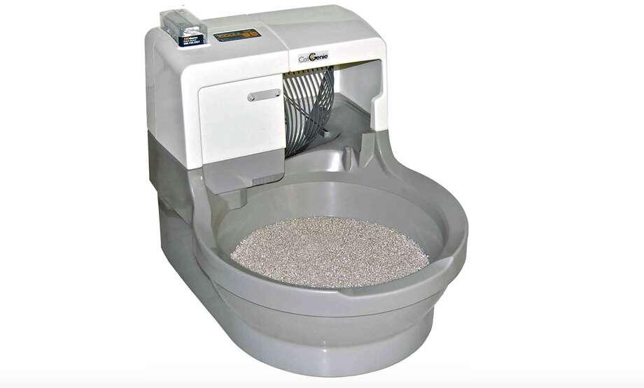 CatGenie Self Washing Self Flushing Cat Box, $289 Photo: Amazon