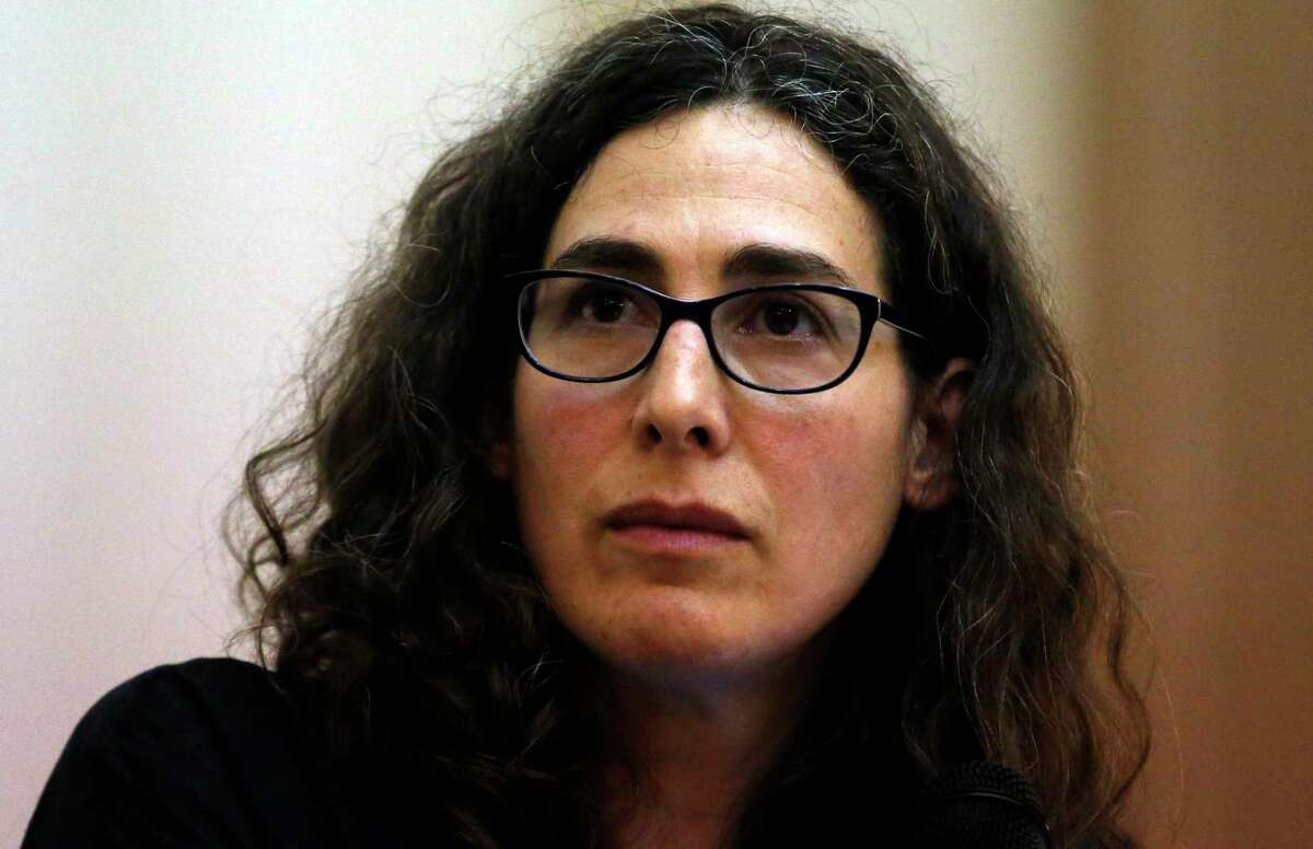 Sarah Koenig, producer and host of the podcast