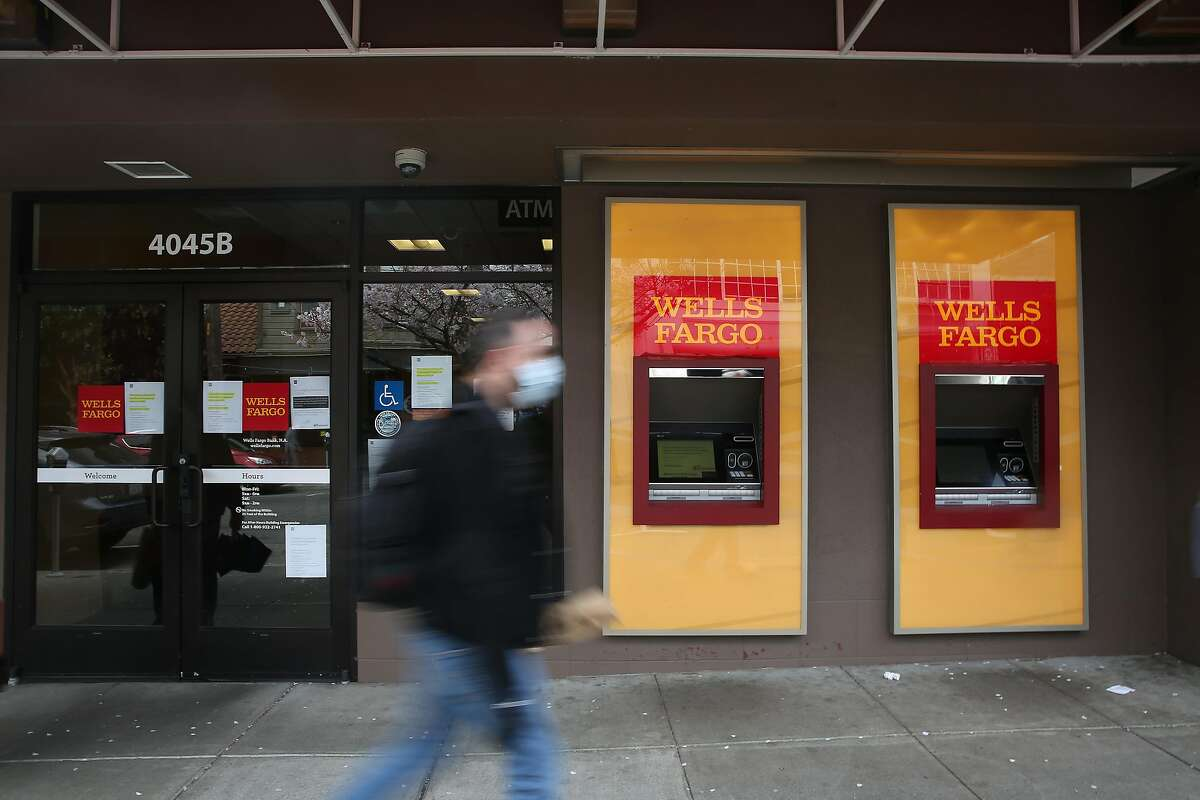 Wells Fargo, second-largest private employer in San Francisco, will keep 200,000 of its workers home through Sept. 6.