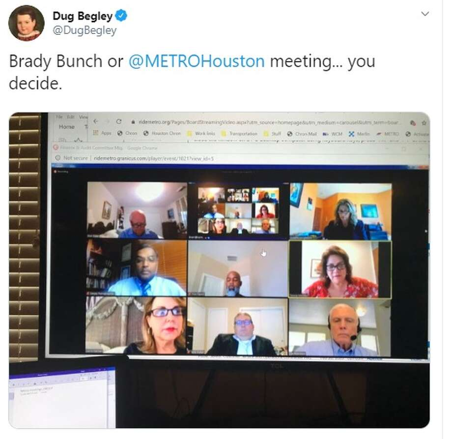 Houston Chronicle reporter @dugbegley on Twitter: